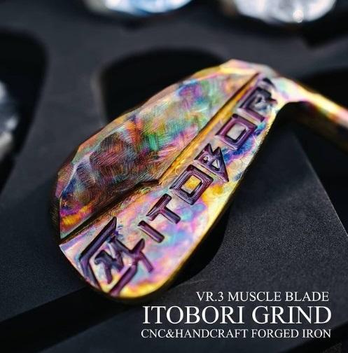 ITOBORI 2021 Muscle Burning Copper Iron Set