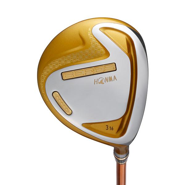 Honma BERES Ladies 5-Star Fairway Woods