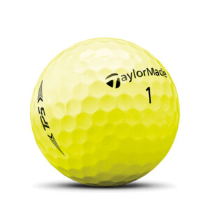 TaylorMade TP5 Yellow Golf Balls