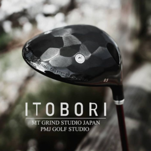 ITOBORI 2021 New Driver Black IP