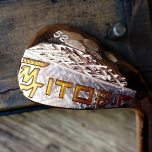 ITOBORI 2021 Copper Finish Wedge