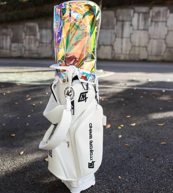 ITOBORI CARBON STAND BAG (White)